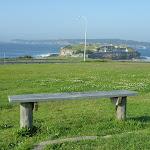 Seat near Barracks Tower near La Perouse (308105)