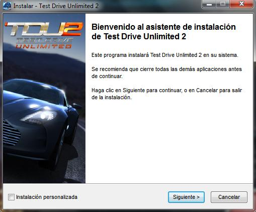 test drive unlimited 2 pc full + crack