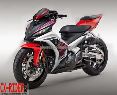 modifikasi yamaha jupiter mx new 2013