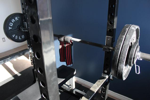 3/5/1 Bench Press
