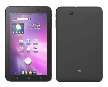 ZTE Light Tab 2 Review and Specs | ZTE Android Tab
