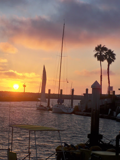 Sunset in Redondo