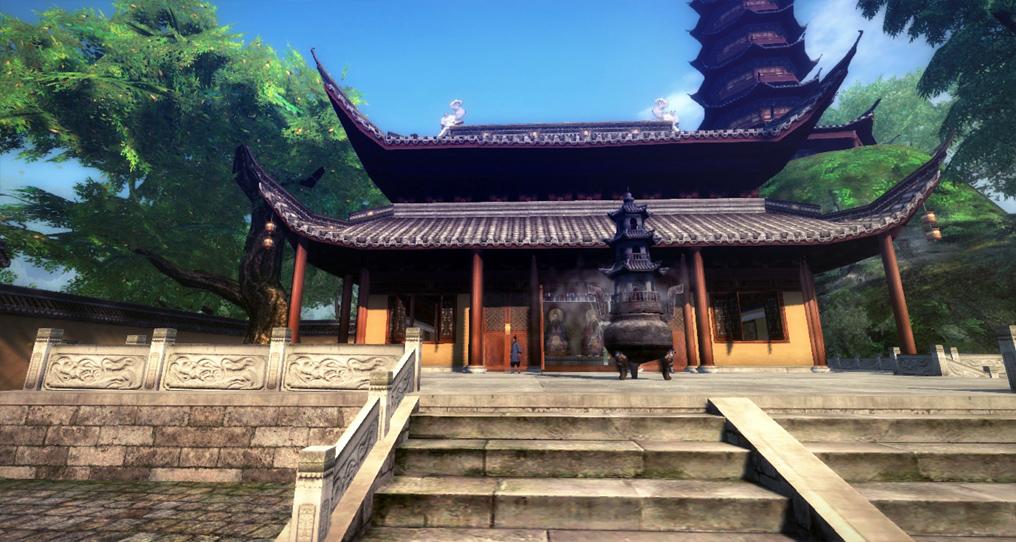 Một thoáng Tô Châu trong Cửu Âm Chân Kinh 7
