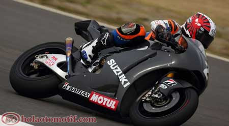 suzuki moto gp 2014 prototype