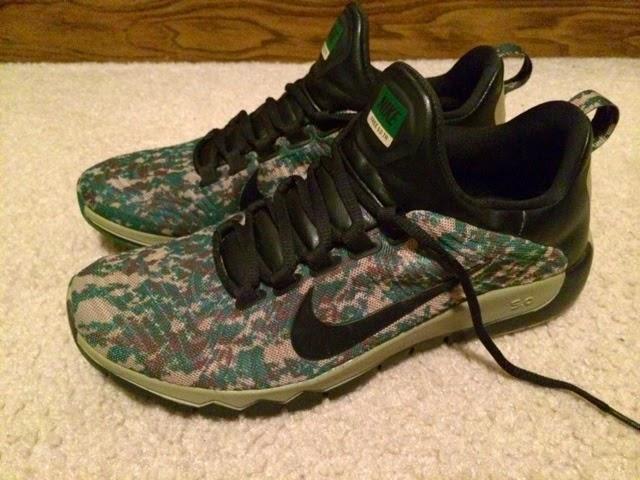 Nike Free 5.0 Tr Camo