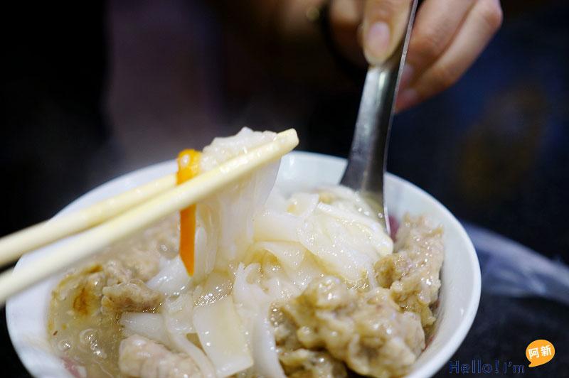 宜蘭北門小吃,北門蒜味肉羹-8