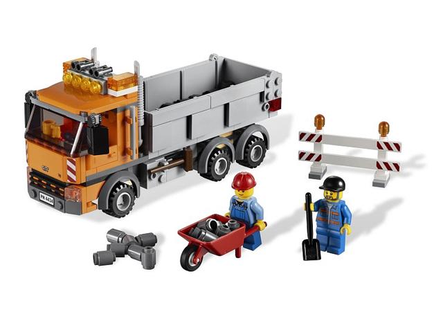4434 レゴ ダンプカー