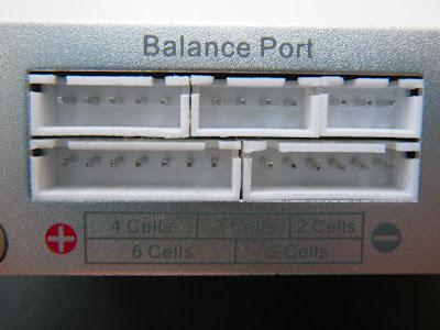 14 - Le chargeur électrique intelligent (plomb, lithium,NiMh...) + balance board Balance_port_2