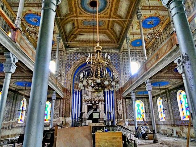 sinagoga ortodoxa mare oradea