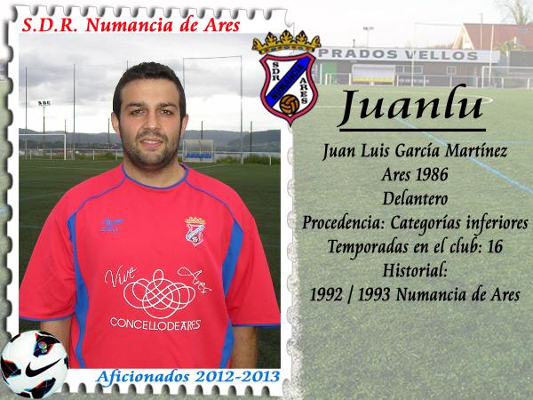 ADR Numancia de Ares. Juanlu.