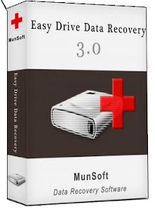 Easy Drive Data Recovery - Phần mềm Khôi phục lại dữ liệu