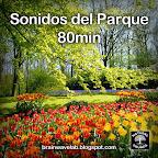 Sonidos del Parque 80 min