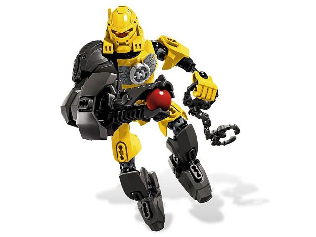 レゴ ヒーローファクトリー イヴォ 6200