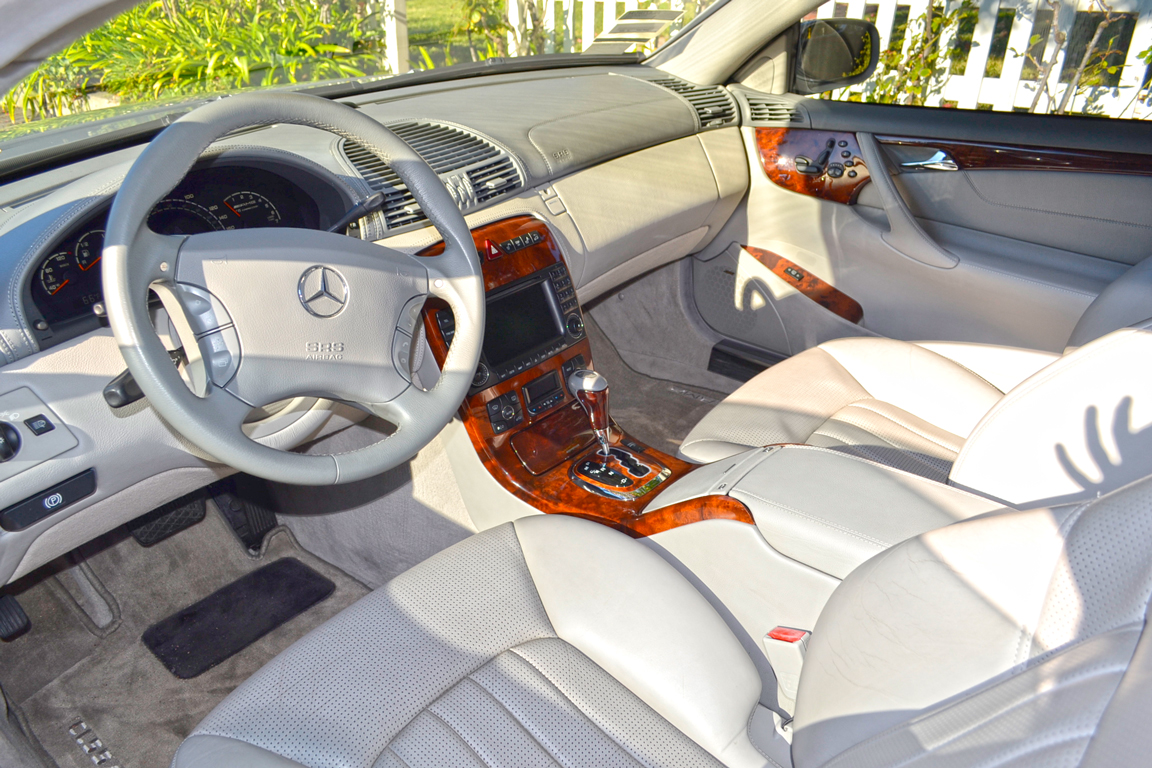 My Modded CL55 AMG, with 4 3 sec 0-60 video * - Mercedes-Benz Forum