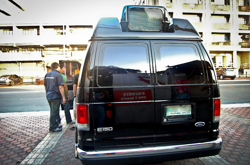 Gerard Anderson Ford E150 Philippines Atoy Customs Custom Pinoy Rides pic9