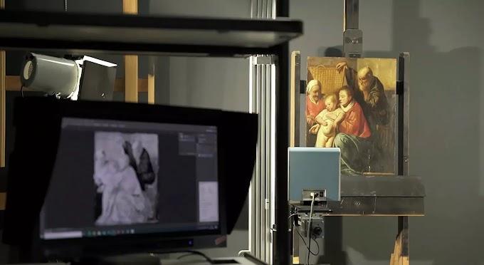 Картину Якоба Йорданса случайно обнаружили в администрации Брюсселя