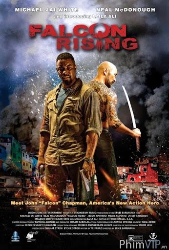 Chim Ưng Phục Hận - Falcon Rising poster