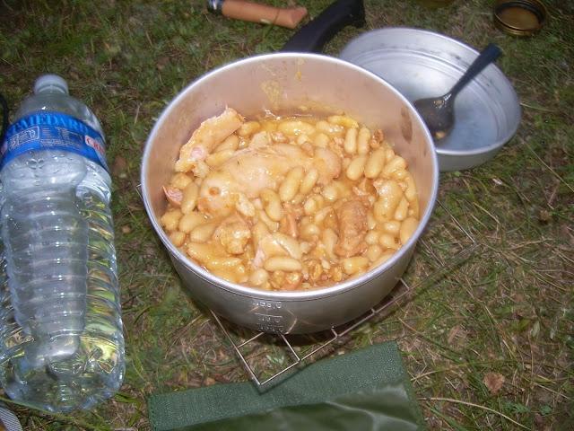 Cassoulet for supper