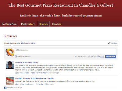 Redbrick Pizza Reviews