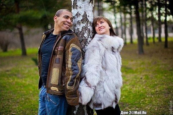 Сэм Селезнев и его девушка Юля