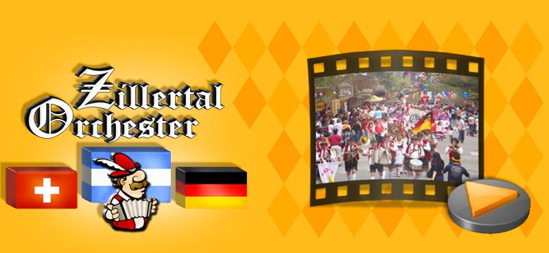 Zillertal Orchester - Videos