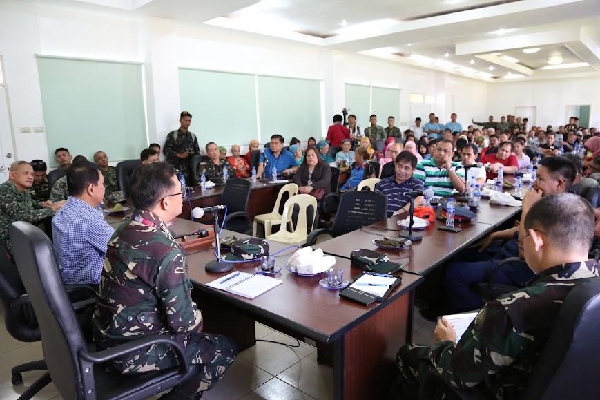 AFP engages Sulu citizens to solve Abu Sayyaf problem