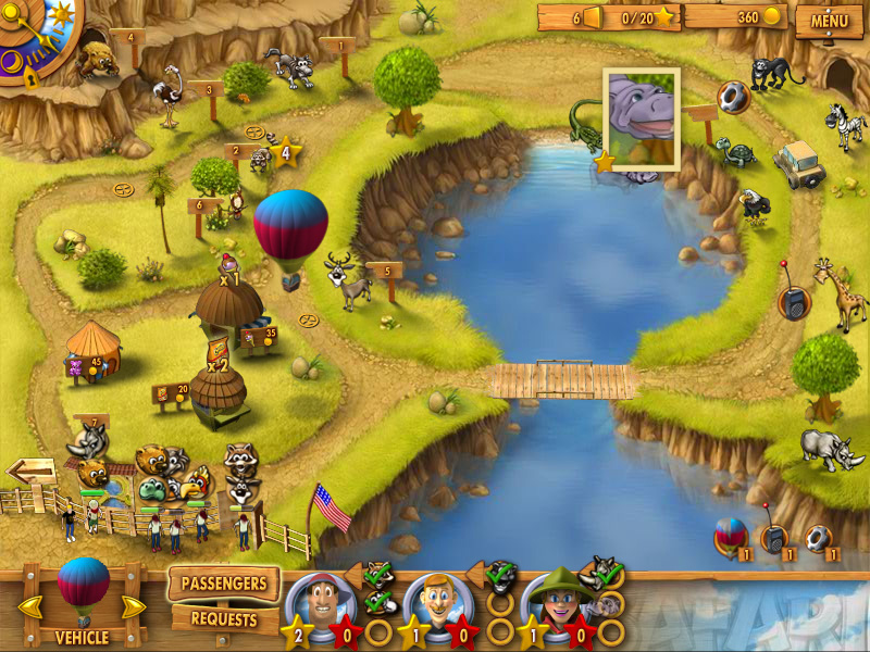 Download Youda Safari PC Mini Games