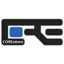 COREations logo