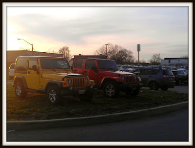 POD: Jeep Parking