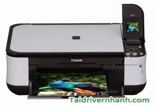 Cách tải phần mềm máy in Canon PIXMA MP480 – cách cài đặt