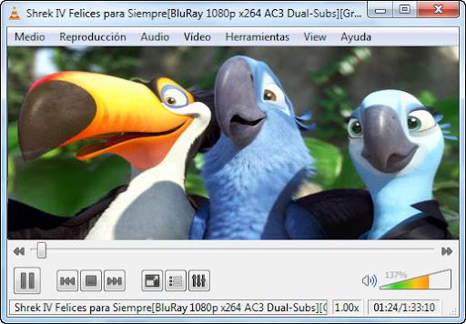 reproductor audio video windows gratis