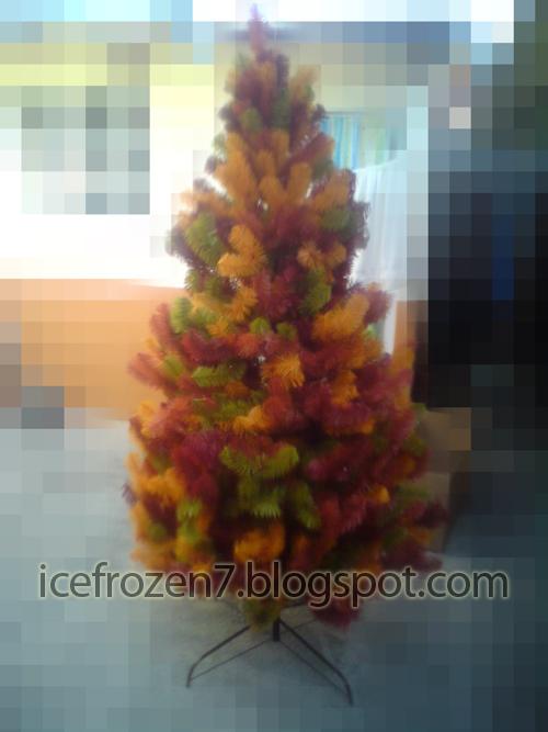 Frozen7 rbol de navidad 2011 - Arbol artificial de navidad ...