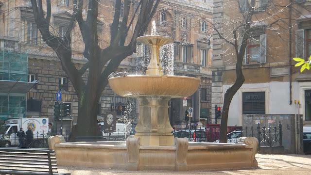 Piazza Benedetto Cairoli, Roma,  Elisa N, Blog de Viajes, Lifestyle, Travel
