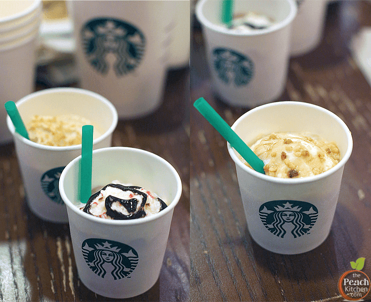 Starbucks Christmas Food and Drinks 2014