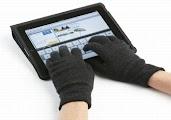 Pantallas tactiles que permitiran usar guantes
