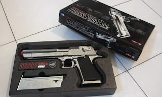 Airsoft Malaysia Museum Gbb Gas Blow Back Pistols