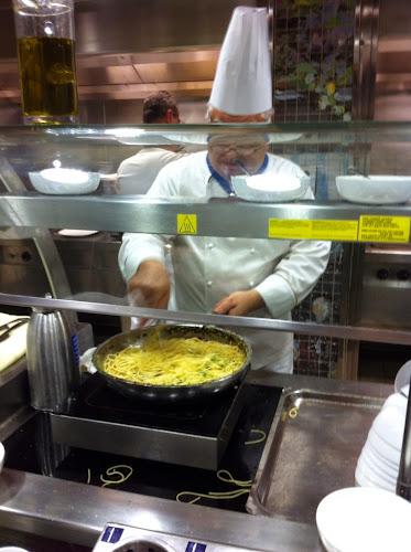Costa magica cuisine