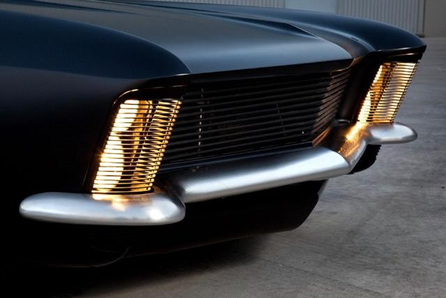 Зловещий Buick Riviera от Fesler