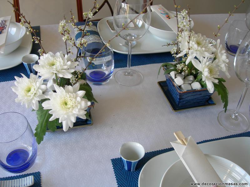 Decoracion de mesas marzo 2011 - Mesas japonesas ...