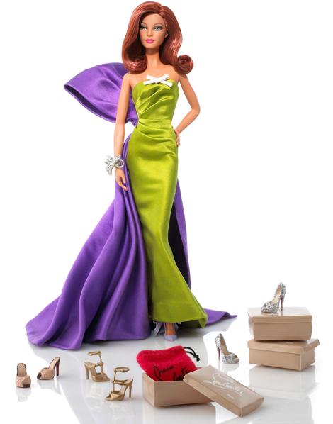 fashion blog fashion collaboration barbie christian