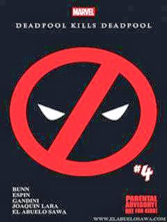 Deadpool Kills Deadpool #4 español