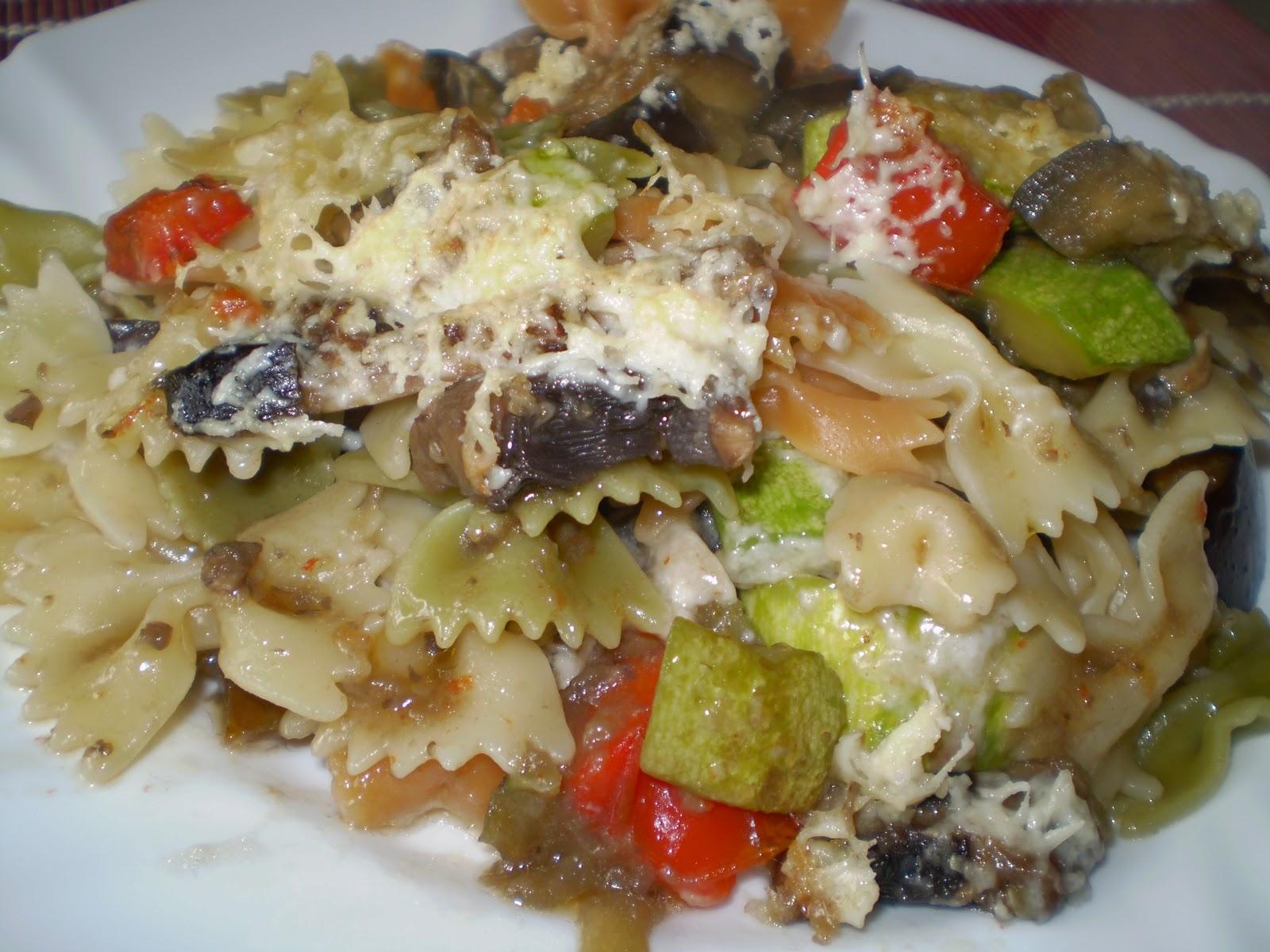 Hoy no s qu cocinar pasta con verduras y sorteos varios for Que cocinar con verduras