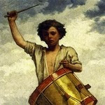 The drummer boy - William Morris Hunt