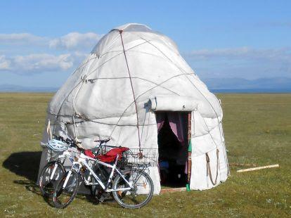 Tour 65: Kirgisien - Almaty (951 km) 2013