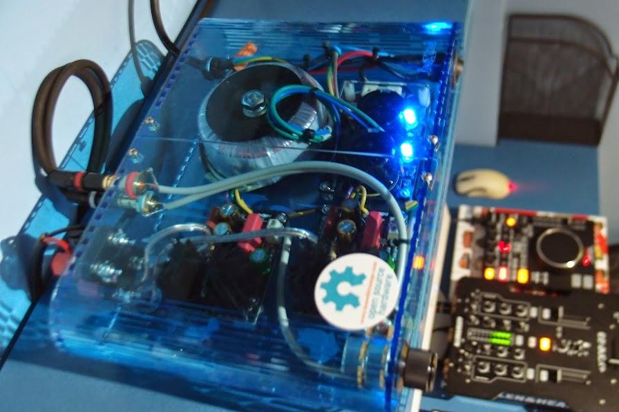 Kit amplificador HUM P1091210