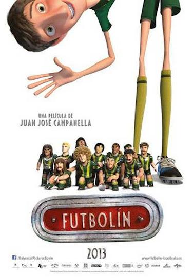 Futbolín ,cartel