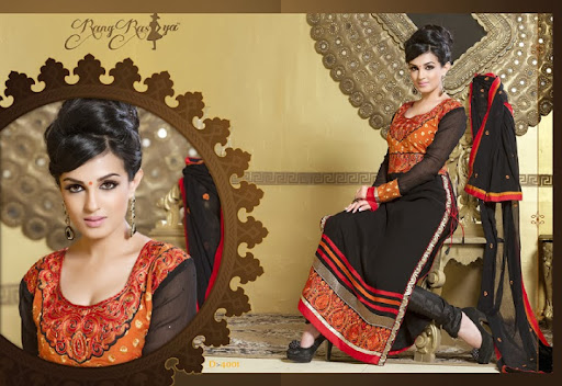 Rang Rasiya Suits Collection - 12