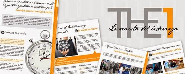 Nace una nueva revista para fomentar el espíritu de liderazgo: THE1