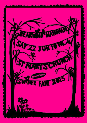 bearwood handmade flyer