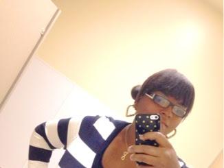 New Striped Cardigan